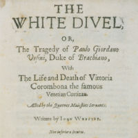 Webster: The White Devil