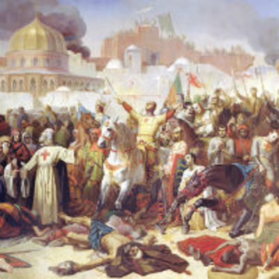 The First Crusade, 1095-99: Essay Questions