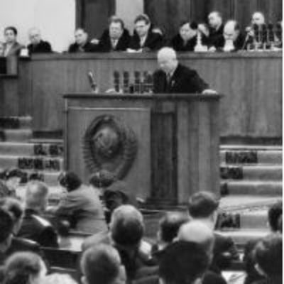 Russia: The Rule of Khrushchev, 1953-64