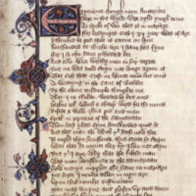 Chaucer: The Wife of Bath's Tale
