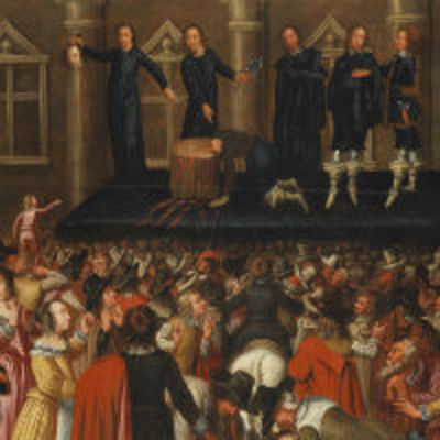The Trial and Execution of Charles I, 1648-49