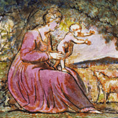 Blake: Songs of Innocence and of Experience