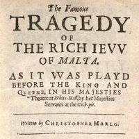 Marlowe: The Jew of Malta