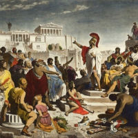 Democracy and the Athenians
