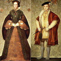 The Tudors – Edward VI and Mary I, 1547-58