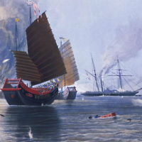 China – The First Opium War, 1839-42